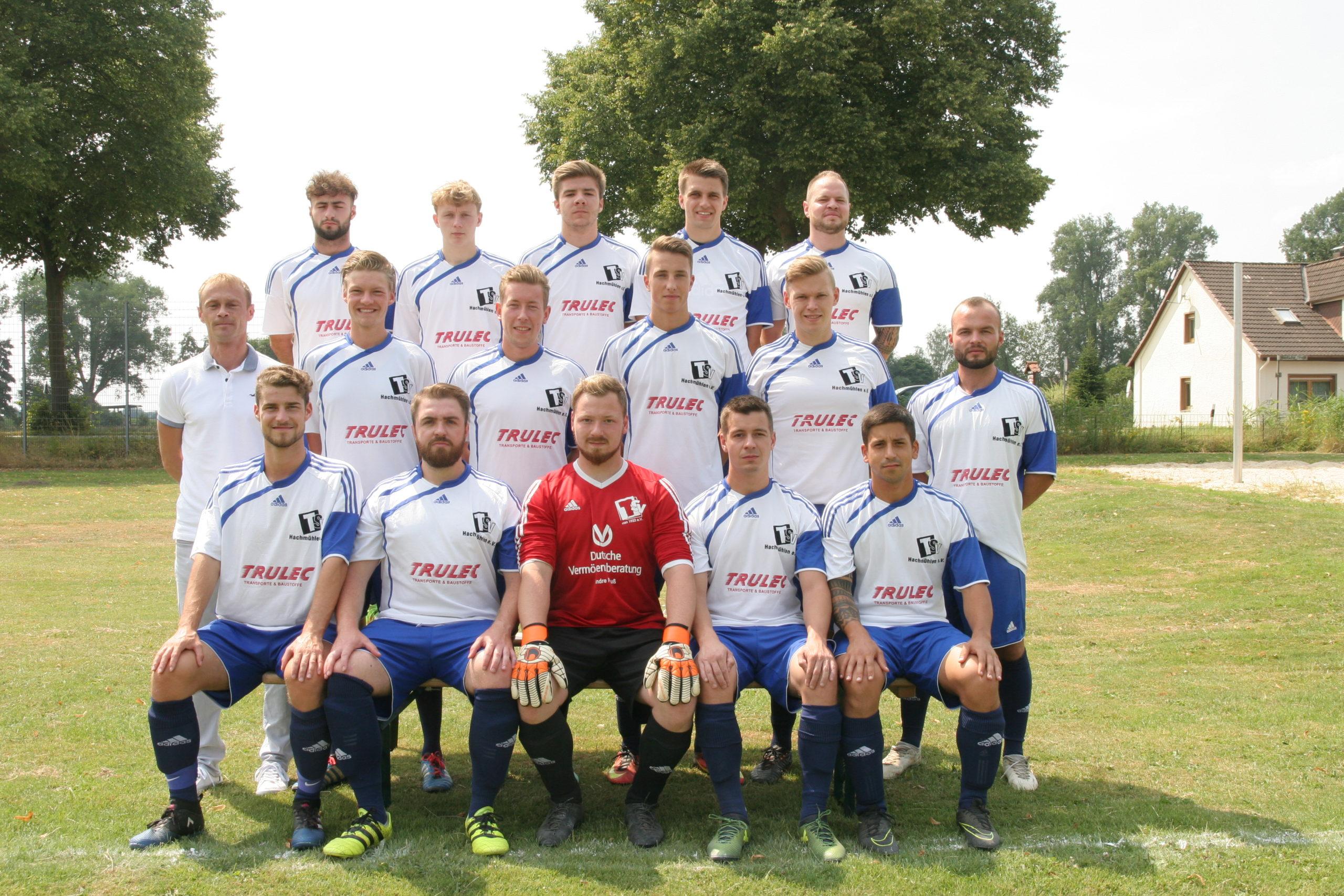 2019_Fussball Mannschaftsfoto
