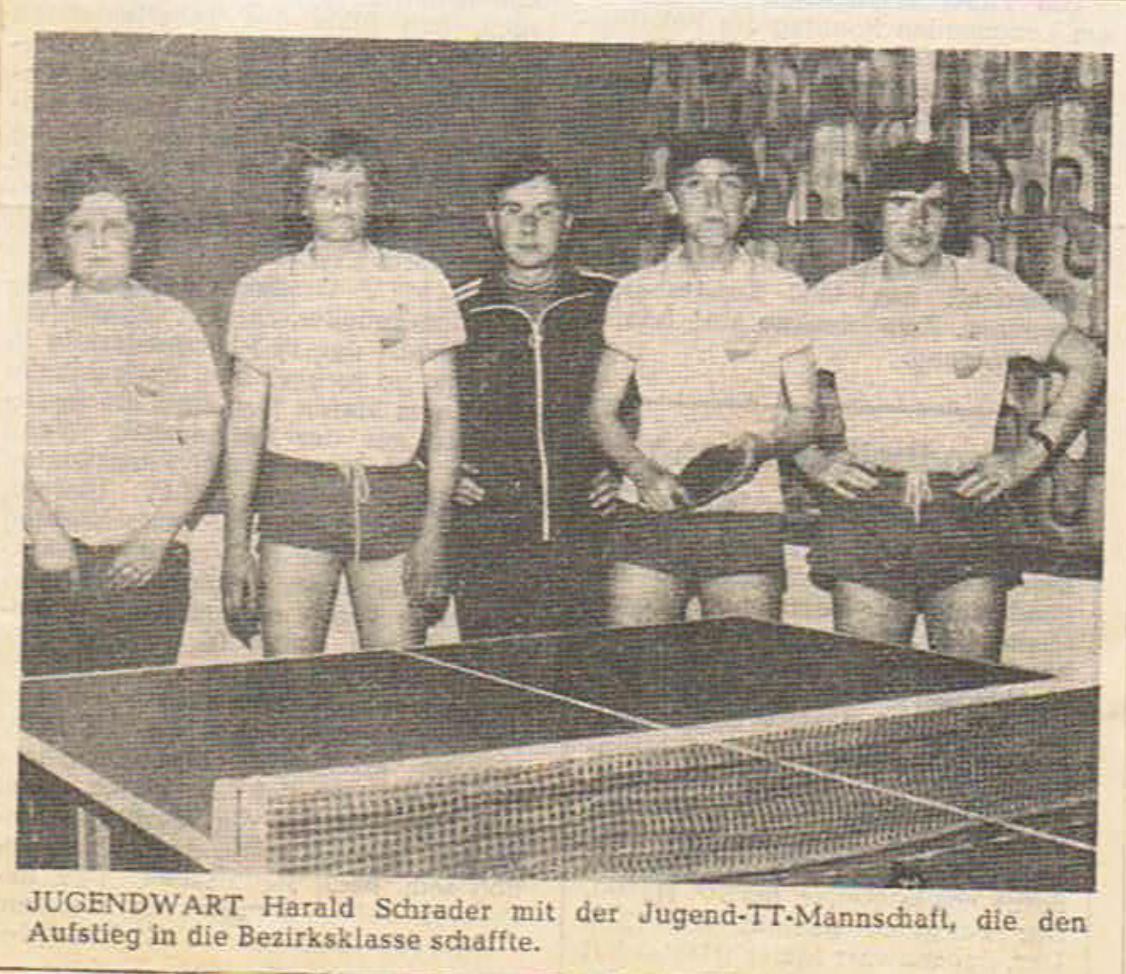 Mitte: Harald Schrader Rechts: Gerd Panitz