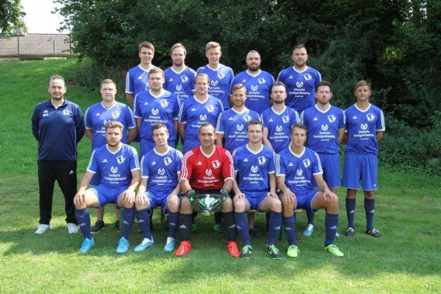 SG Hachmühlen Altenhagen Herren Fußball Kader 20/21